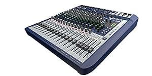 Soundcraft Signature 16 - Mezclador analógico compacto