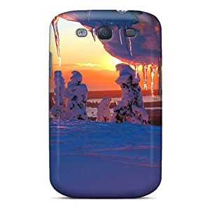 Awesome Design Winter Place Hard Case Cover For Galaxy S3
