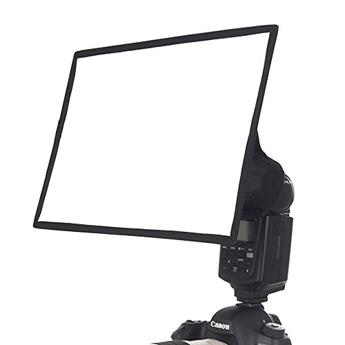 CamRepublic Professional Universal Softbox Speedlite Speedlight Hot Shoe...