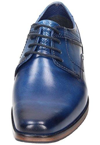 Manitu Rouge 5 Herren Blau schnürer 650512 COwqfWUaxO