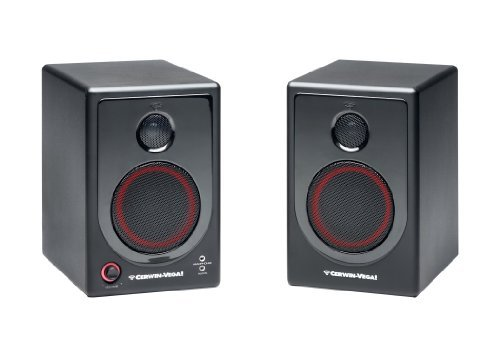 Cerwin Vega Powered Desktop Speakers 1