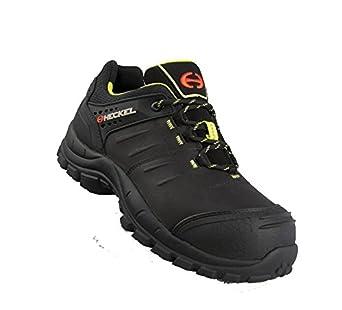 Heckel MACSOLE ADVENTURE MACCROSSROAD 2.0 - Calzado de trabajo zapatos / seguridad - 100% libre de metales - BAJO - Tamaño 48: Amazon.es: Amazon.es