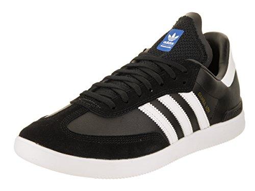 Adidas Skateboarding Mens Samba Adv Cblack / Ftwwht / Blubir