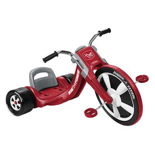 - Radio Flyer Deluxe Big Flyer, Red