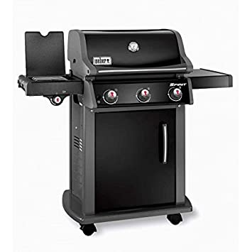 Weber Spirit Original E-320 GBS Natural Gas - Barbacoa (9360 W, Barbacoa