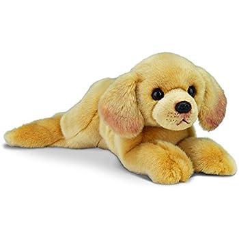 """Amazon.com: Gund Yellow Labrador Medium 14"""" Plush: Toys"""