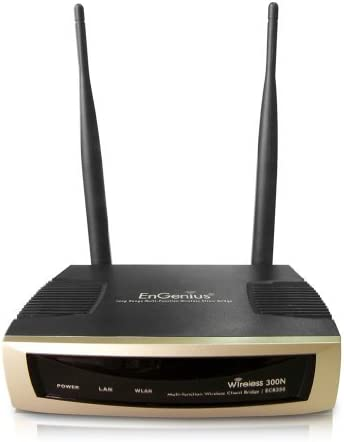 Engenius Enh202 High-Powered Wireless N 300mbps Outdoor Ap//Bridge//Client