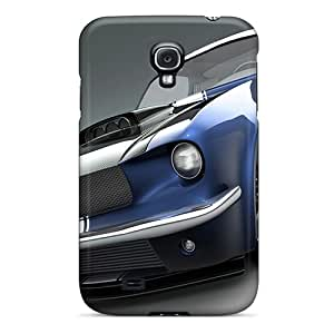 New Arrival Galaxy S4 Case Custom Mustang Case Cover