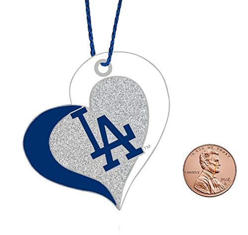 Final Touch Gifts Los Angeles Dodgers Christmas Ornament