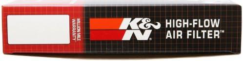 2577/filtre /à air de rechange haute Conception de d/ébit pour une am/élioration des performances K /& N 33