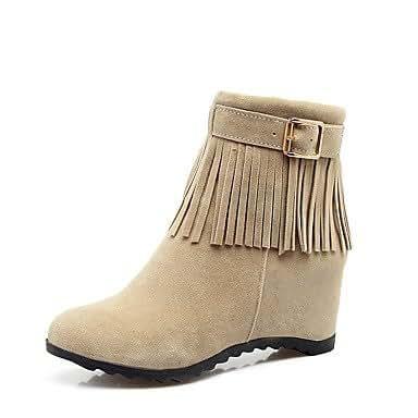 Amazon.com | Women039;s Shoes Leatherette Winter Snow