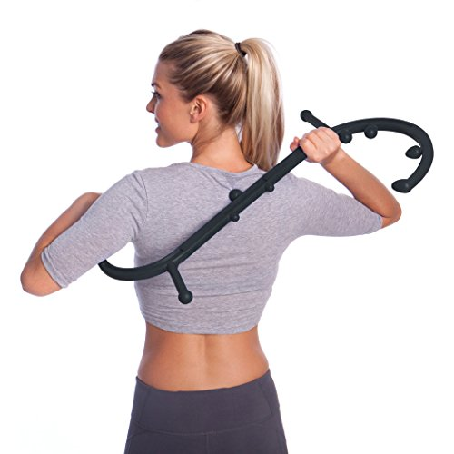 Top 10 Best Self Back Massage Manual Tools Reviews 2019-2020 cover image