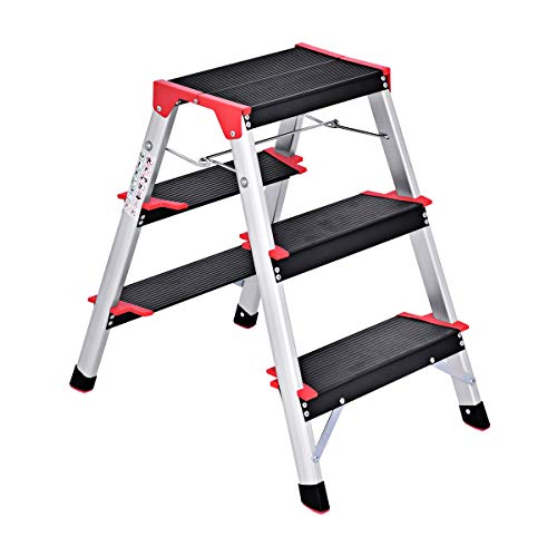 Giantex Aluminum Step Ladder