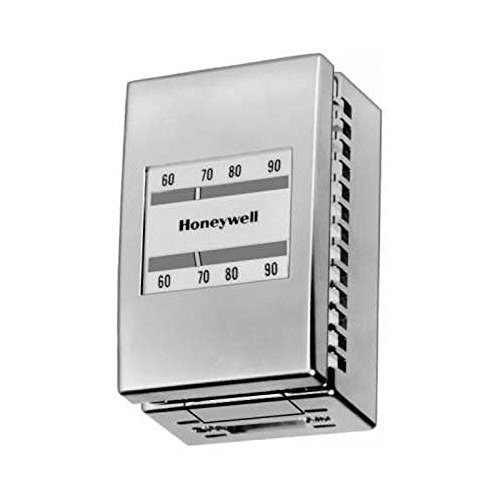 (Honeywell TP970A2145  Pneumatic Thermostat, Direct Acting, 2 Pipes, 60 F)