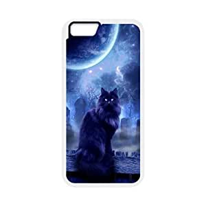 """Best Quqality And Cheap Phone Case For Apple Iphone 6,4.7"""" screen Cases -Grumpy Cat,Because Cats Proctive Case-GESHENYUN Store Case 16"""