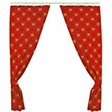 Arsenal FC. Curtains - 66' x 72' Drop