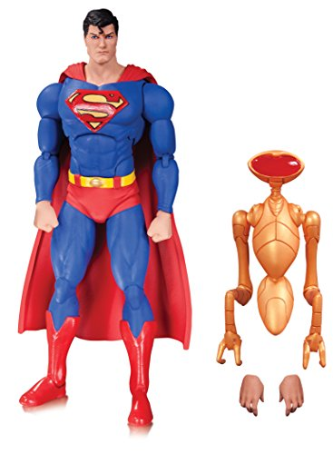 Superman Products : DC Collectibles DC Comics Icons: Superman: The Man of Steel Action Figure
