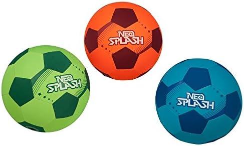 New Sports Neopren Fußball Handpumpe im Set Fußball