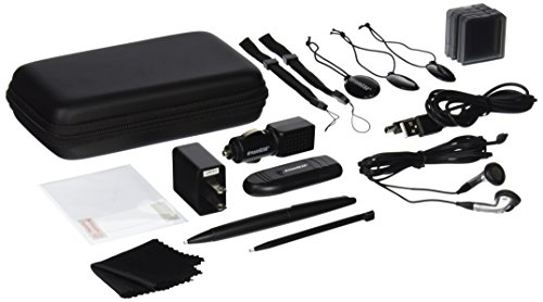 Price comparison product image dreamGEAR – 20 in 1 Essentials Kit for the New 3DSXL – Includes Both A/C Charger and Car Charger, Case and Others