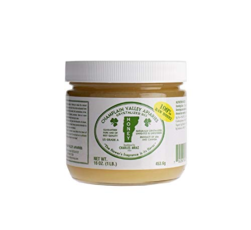 Liquid Honey By Champlain Valley Apiaries, 1lb (Honey Champlain Valley)