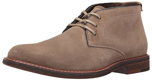 Dockers Men's Longden Chukka Boot, Taupe, 8.5 M US