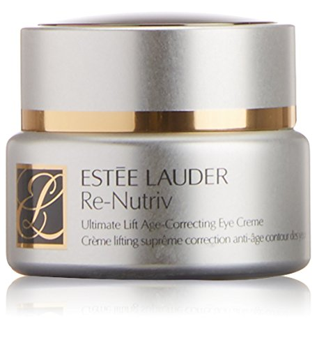 (Estee Lauder Re-Nutriv Ultimate Lift Age-Correcting Eye Creme for Unisex, 0.5 Ounce)