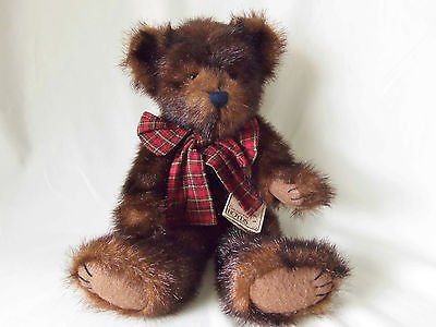 Bean Bear Collectibles (The Boyds Collection LTD Sable B. Bearsdale Collectable Bear by J.B.Bean, 14