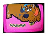 : Warner bros scooby doo trifold wallet