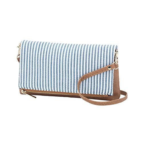 snap-foldover-adjustable-crossbody-purse-handbag-navy-seersucker