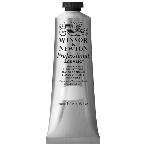 Winsor & Newton Professional Acrylic Color Paint, 60ml Tube,