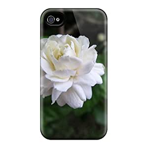 Fashion Protective Pure Beauty Case Cover For Iphone 4/4s