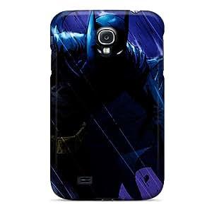 Galaxy S4 LQj6687KSNm Batman I4 Tpu Silicone Gel Case Cover. Fits Galaxy S4