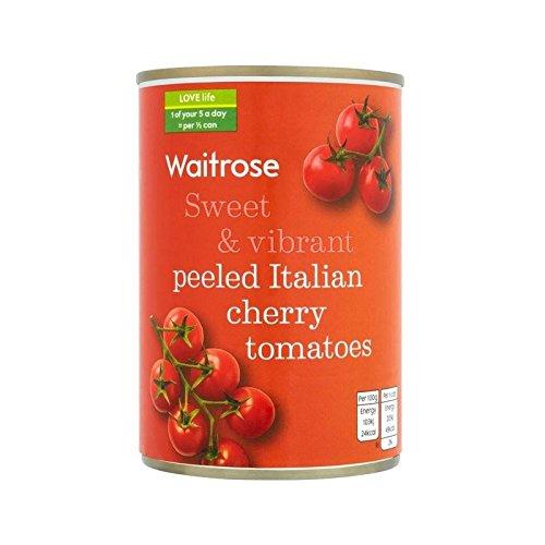Italian Cherry Tomatoes Waitrose 395g - Pack of 6 by WAITROSE