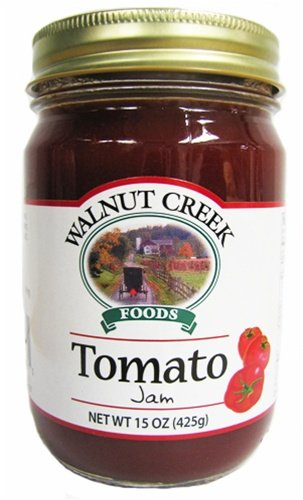 Walnut Creek Amish Tomato Jam 15oz Ohio Made