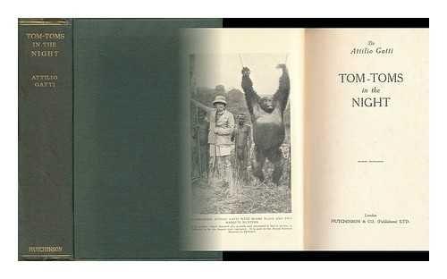 Afbeeldingsresultaat voor tom toms in the night attilio gatti