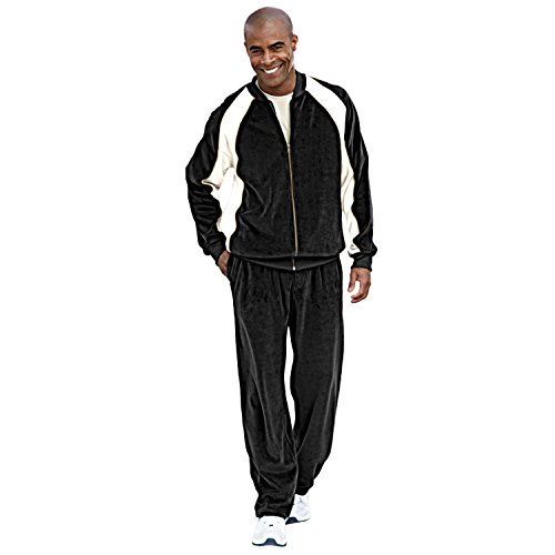 Blair Men S Irvine Park Velour Jog Suit Buy Online In Oman