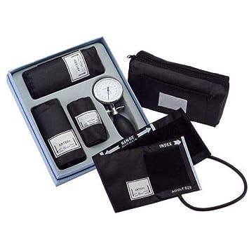 Tensiómetro manual con estuche de transporte.: Amazon.es: Salud y cuidado personal