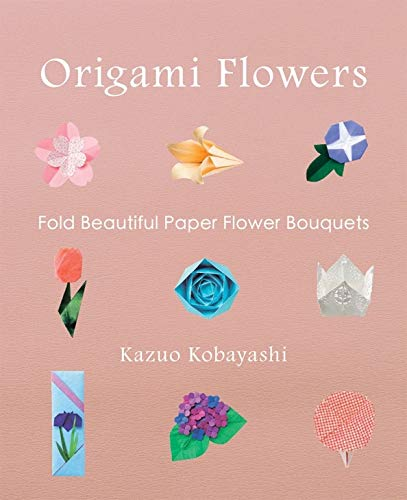 DIY Origami Paper Flower Bouquet | Paper origami flowers, Folded ... | 500x407
