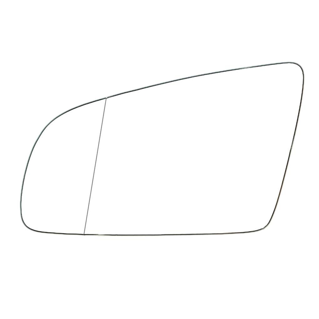 Yangge Yujum C/ôt/é Gauche /électrique Wing Miroir Porte de Rechange de Rechange pour A3 2003-2008 Car Rearview Mirror