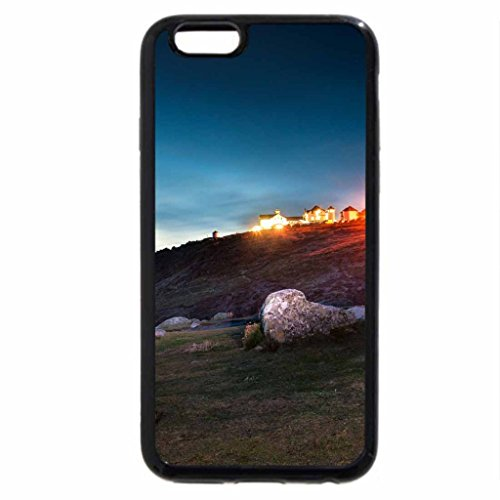 iPhone 6S / iPhone 6 Case (Black) lovely hotel cornwell in canada at dusk