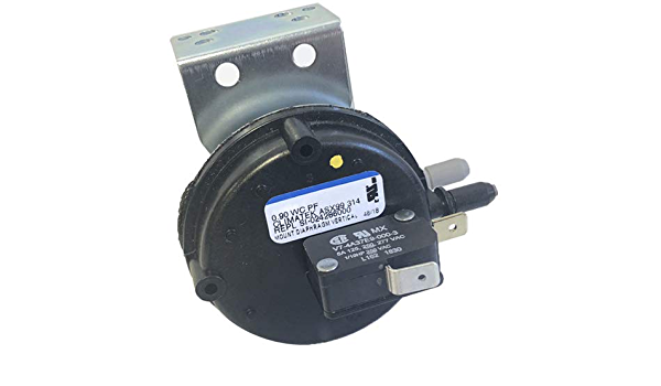 Luxaire Gas Furnace Vent Air Pressure Switch Replacement for Part # 024-27629-001
