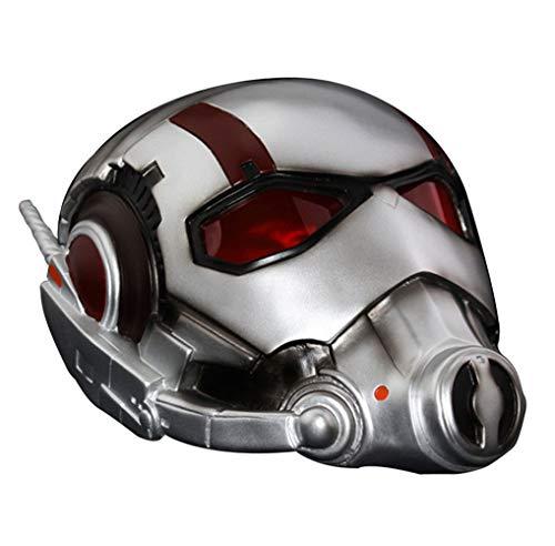 Gmasking Halloween Adult Cosplay Helmet 1:1 Prop Replica for Ant White (Fruit Blast Mango)