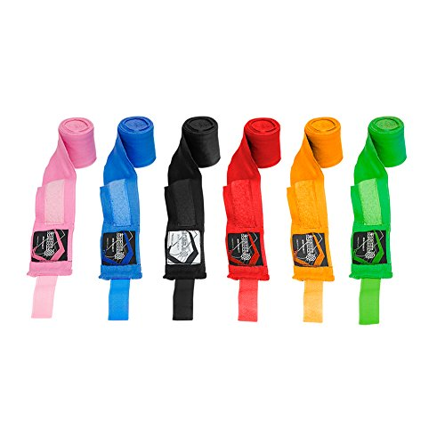 Cotton Boxing Hand Wraps - 4