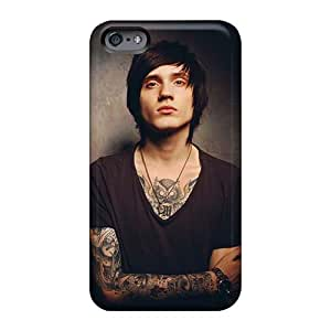 Tough Iphone GPC3007KcGN Case Cover/ Case For Iphone 6(asking Alexandria Band)