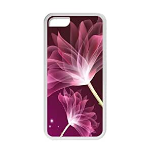 Graceyou Premium Protective HardDiy For Iphone 6Plus Case Cover Nice DesiBuildings House Flowers
