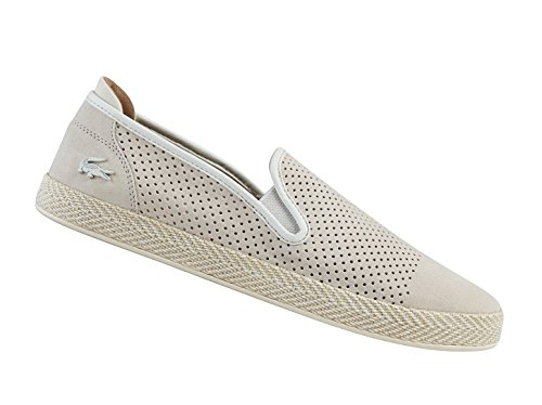 Lacoste Tombre Slip-On Uomo Sneaker Natural Natural