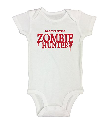 Funny-Baby-Onesie-Daddys-Little-ZOMBIE-HUNTER-RB-Clothing-Co