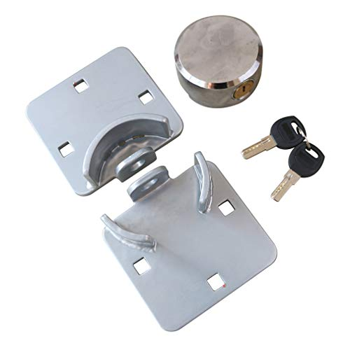 Heavy Duty Cargo Van Door Lock Van Garage Shed Door Exterior Security Safety Device for Side and Rear Door