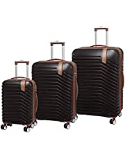 it luggage Imperative 3pc 8Wh Expanding Hard Sided Trolley Cases
