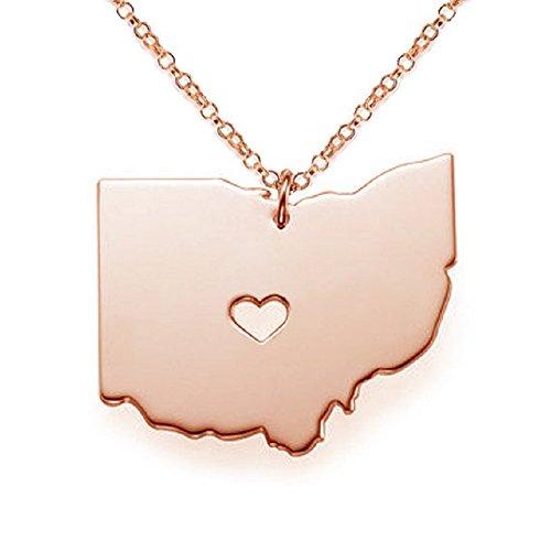 Ohio State Charm - 3